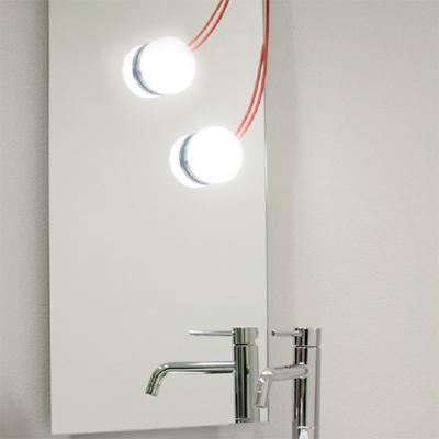 Faretti bagno obi idee per interni e mobili - Faretti bagno specchio ...