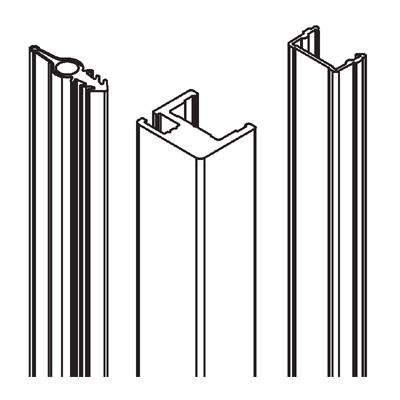 Profilo verticale di guarnizione nobili ferramenta - Guarnizione per finestre ...