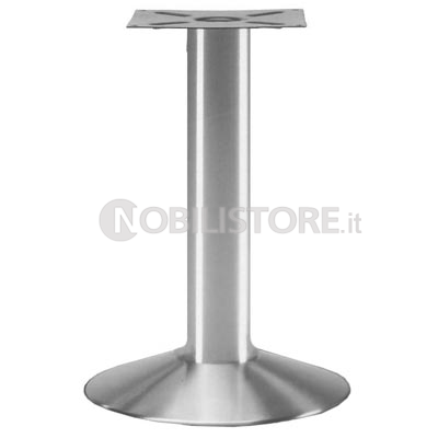 Base per tavolo BETA � 120 mm con base � 500 mm