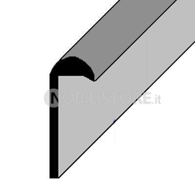 Casa moderna roma italy profilati in alluminio for Profili alluminio leroy merlin