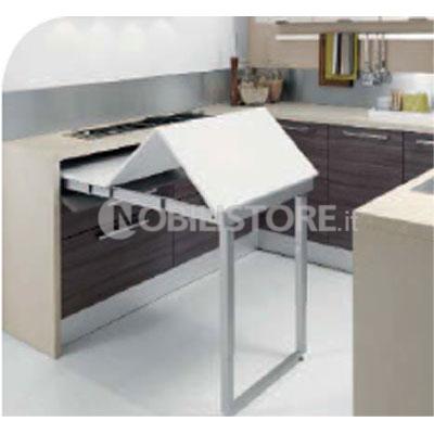 Ferramenta per mobili da cucina design casa creativa e - Carrelli estraibili per cucine ...