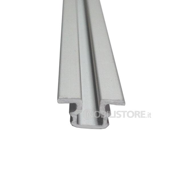 Binario Slide Line 55 in alluminio per anta peso max 30 kg - Nobili ...