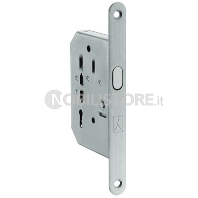 Awesome serratura porta scorrevole photos - Ferramenta porta scorrevole ...