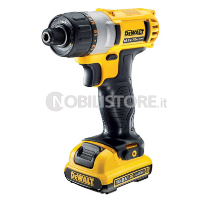 Avvitatore DeWalt 12 V 2 Ah XR Brushless Compact Screwdriver DCF610D2