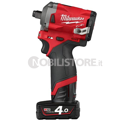 Avvitatore Impulsi Milwaukee M12 FIWF12-422X