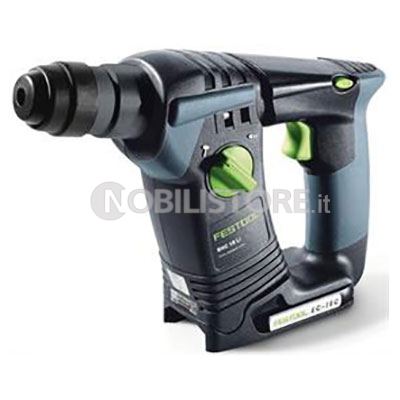 Martello perforatore a batteria Festool BHC 18 Li-Basic