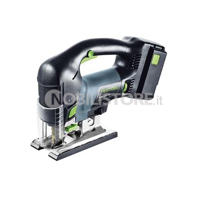 Seghetto alternativo a batteria Festool PSBC 420 EB Li 5,2 EB-plus