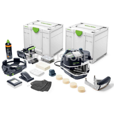 Bordatrice Festool CONTURO KA 65 Set