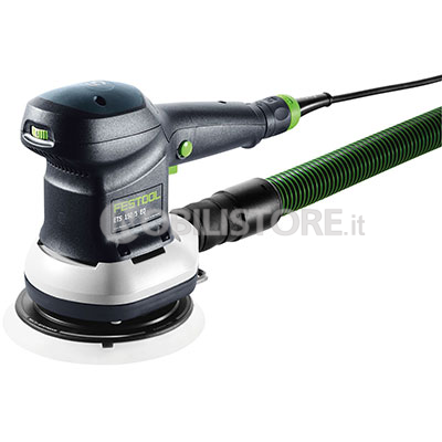 Levigatrice orbitale Festool ETS 150/5 EQ-Plus