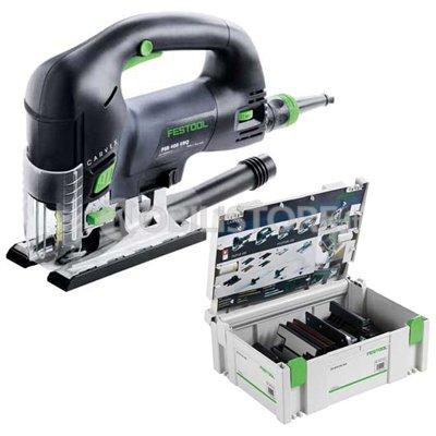 Seghetto alternativo Festool PSB 420 EBQ-SET