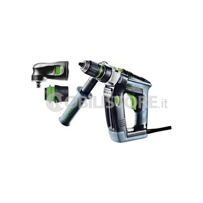 Trapano percussione Festool PD20/4E FFP-Set