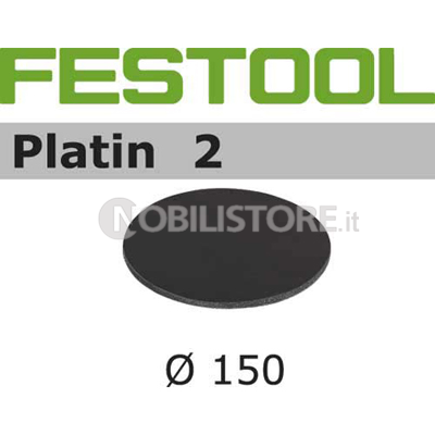 Disco abrasivo Festool Platin 2 � 150 mm