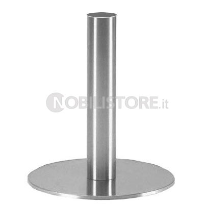 Base per tavolo DELTA CRYSTAL � 120 mm con base � 600 mm