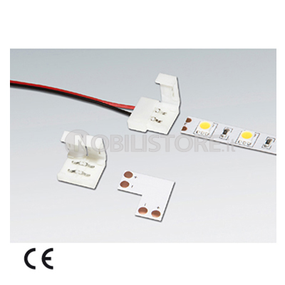 Click System - Led 24V 14,4W/m - 10 mm