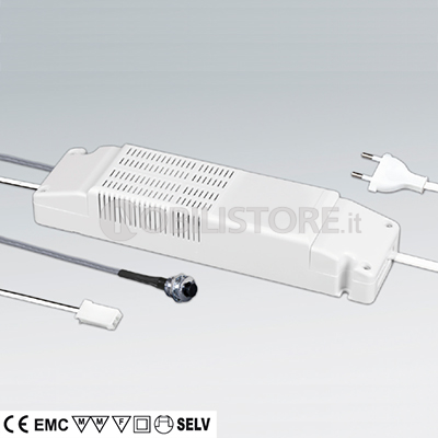 Driver 55W Dimmerabile - Led 24V - IN 220�240V