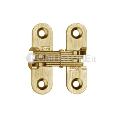 Cerniera invisibile SOSS 203 - 44,5x13 mm