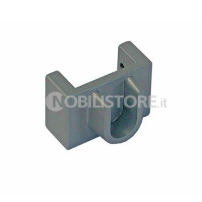 Supporti Baba per tubo ovale 30x15 mm