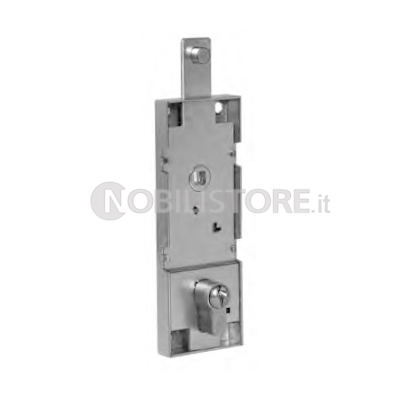 Serrature Prefer per porte basculanti quadro 8 mm