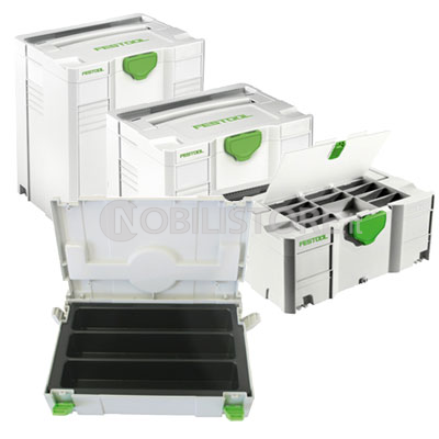 Sistema Modulare Systainer/Sortainer Festool