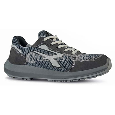 Scarpe U Power antinfortunistiche modello Draco DPI categoria S1P SRC ESD