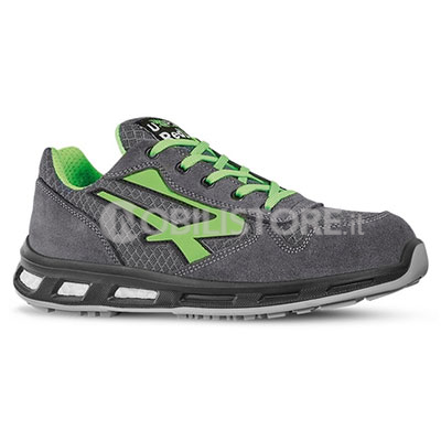 Scarpe U Power antinfortunistiche modello Point DPI categoria S1P SRC ESD